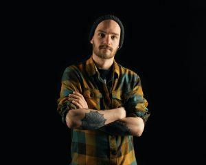 Gavin Strange - jam factory founder top graphic design artist